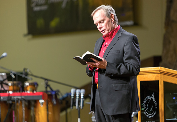 Andrew-Preaching